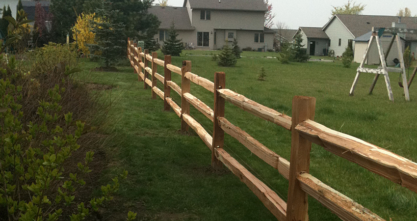 Wood Fences - Athanas Fence Company